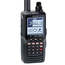 YAESU FTA-550L AIRBAND VHF HANDHELD TRANSCEIVER, VOR & ILS
