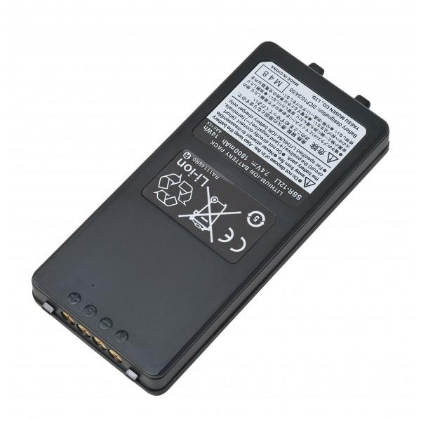 Yaesu SBR-12LI Li-ion Battery Pack