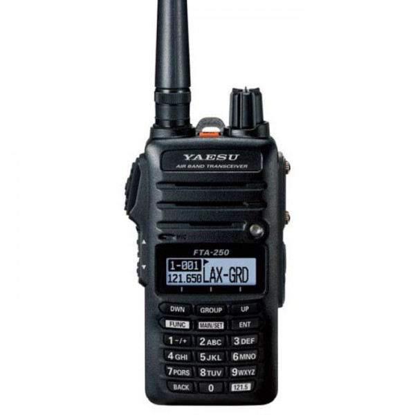 YAESU FTA 250L Special Offer Bundle
